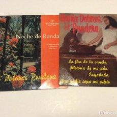 Discos de vinilo: MARIA DOLORES PRADERA. Lote 192096325