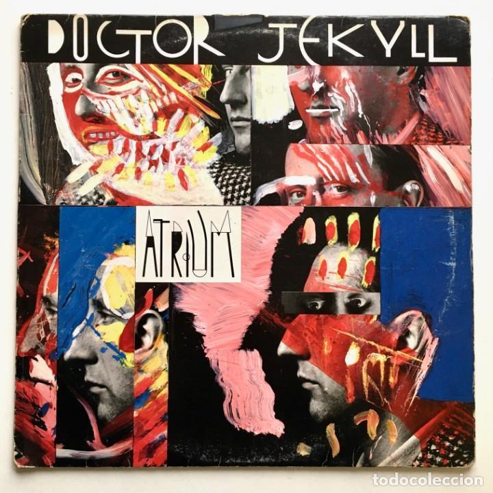 MAXISINGLE VINILO 45 RPM, ATRIUM, DOCTOR JEKYLL, MEM RECORDS 1986 (Música - Discos de Vinilo - Maxi Singles - Pop - Rock - New Wave Internacional de los 80)