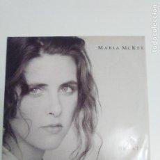Discos de vinilo: MARIA MCKEE BREATHE / PANIC BEACH / DRINKIN IN MY SUNDAY DRESS ( 1991 GEFFEN UK ) LONE JUSTICE. Lote 192102715