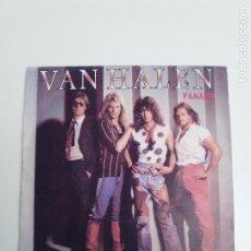Discos de vinilo: VAN HALEN PANAMA / GIRL GONE BAD ( 1984 WEA ESPAÑA ) DAVID LEE ROTH. Lote 192104015