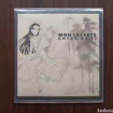 Discos de vinilo: MON LAFERTE, ANTES DE TI, CANTA EN JAPONES. Lote 192104291