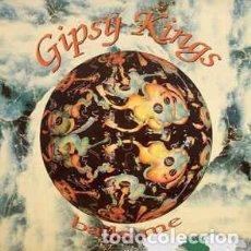 Discos de vinilo: GIPSY KINGS BAILA ME MAXI-SINGLE SPAIN 1991. Lote 192126782