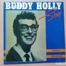 Discos de vinilo: BUDDY HOLLY - BUDDY HOLLY STORY (LP). Lote 192131880
