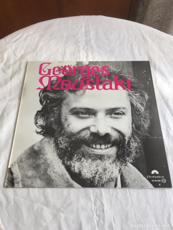 GEORGES MAUSTAKI (Música - Discos - Singles Vinilo - Cantautores Internacionales)