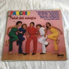 Discos de vinilo: PARCHÍS (1LP). Lote 192140773