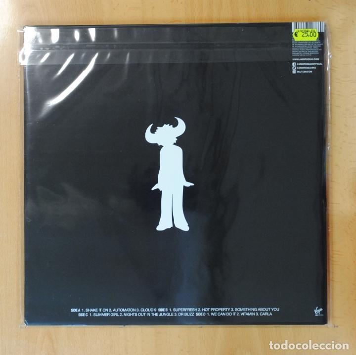 Discos de vinilo: JAMIROQUAI - AUTOMATON - GATEFOLD - 2 LP - Foto 2 - 192142096