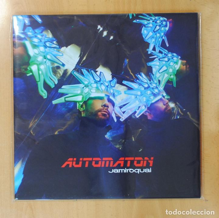 JAMIROQUAI - AUTOMATON - GATEFOLD - 2 LP (Música - Discos - LP Vinilo - Pop - Rock Extranjero de los 90 a la actualidad)