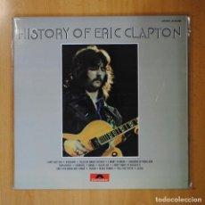 Discos de vinilo: ERIC CLAPTON - THE HISTORY OF ERIC CLAPTON - LP. Lote 192142282