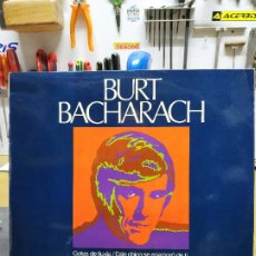 Discos de vinilo: BURT BACHARACH. Lote 192166378