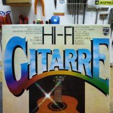 Discos de vinilo: CUITARRE (HIFI) VIVALDI, ALBENIZ, TELEMANN. Lote 192168133