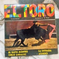 Discos de vinilo: LA BANDA DE 'EL TOREO'. 1965. Lote 192168896