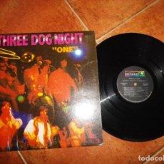 Discos de vinilo: THREE DOG NIGHT ONE LP VINILO DEL AÑO 1969 USA CONTIENE 11 TEMAS RARO . Lote 192177563