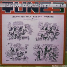 Discos de vinilo: THE TUNES - THE TRUTH, JUSTICE & THE MANCUNIAN WAY MX RHESUS 1979. Lote 192188815