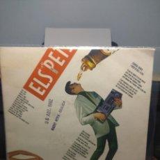 Discos de vinilo: SG PROMO ELS PETS : CERVESA, NENES I ROCK AND ROLL. Lote 192191511