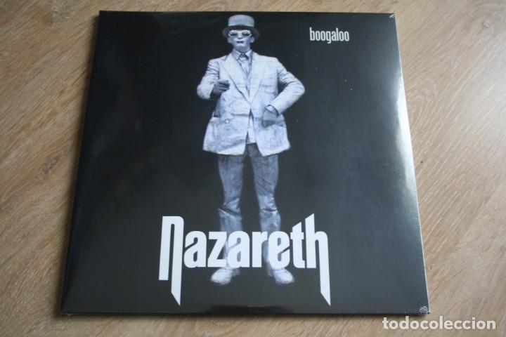 NAZARETH, BOOGALOO, DOBLE LP, GATEFOLD, NUEVO, PRECINTADO. (Música - Discos - LP Vinilo - Heavy - Metal)