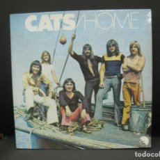 Discos de vinilo: THE CATS. HOME. EMI 1973. LP. . Lote 192228575