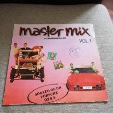 Discos de vinilo: MÁSTER MIX VOL 1-HOMBRES G. Lote 209690637