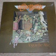 Discos de vinilo: AEROSMITH. TOYS IN THE ATTIC, SONY MUSIC, 1975,2016, NUEVO.. Lote 192232585