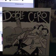 Discos de vinilo: DOBLE CERO, OMV 1990. Lote 192242217