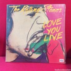 Discos de vinilo: LOTE DE 24 VINILOS ROCK AND ROLL (ROLLING STONES, ALLMAN BROS, SLADE, ELTON JOHN, THE BEACH BOYS...). Lote 192249351