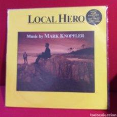 Discos de vinilo: MARK KNOPFLER - LOCAL HERO BSO. Lote 192254478