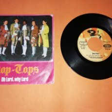 Discos de vinilo: POP TOPS . OH LORD, WHY LORD. SONO PLAY 1968.. Lote 192255967