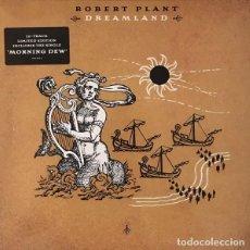 Discos de vinilo: ROBERT PLANT – DREAMLAND -2 LP-. Lote 192258143