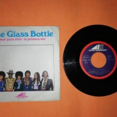 Discos de vinilo: THE GLASS BOTTLE. AMOR PARA VIVIR. AVCO EMBASSY 1970. Lote 192258350