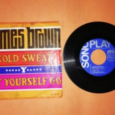 Discos de vinilo: JAMES BROWN. COLD SWEAT. SONO PLAY 1967.. Lote 192259965