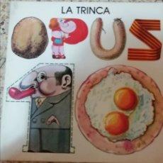 Discos de vinilo: LA TRINCA?–OPUS 10. Lote 192260875