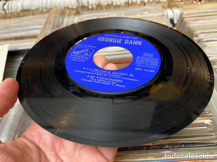 Discos de vinilo: Los pitusos de Georgie Dann Ep disco de vinilo - Foto 3 - 192263277