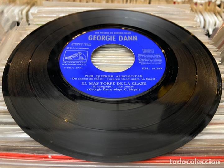 Discos de vinilo: Los pitusos de Georgie Dann Ep disco de vinilo - Foto 4 - 192263277