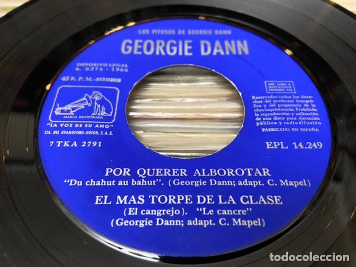 Discos de vinilo: Los pitusos de Georgie Dann Ep disco de vinilo - Foto 5 - 192263277