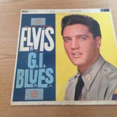 Discos de vinilo: ELVIS G.I BLUES. Lote 192264708