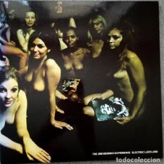 Discos de vinilo: THE JIMI HENDRIX EXPERIENCE – ELECTRIC LADYLAND -2 LP-. Lote 192267270