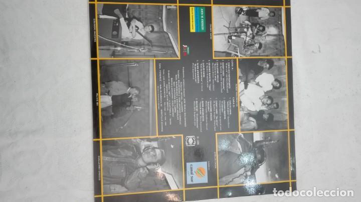 Discos de vinilo: LOS JOVENES Y LA MUSICA-JAEN 90 CANCION DE AUTOR - Foto 2 - 192268706