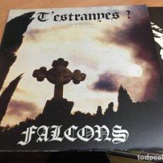 Discos de vinilo: FALCONS (T'ESTRANYES ? T'ESTRANYAS ?) LP ESPAÑA 1984 (B-10). Lote 192280632