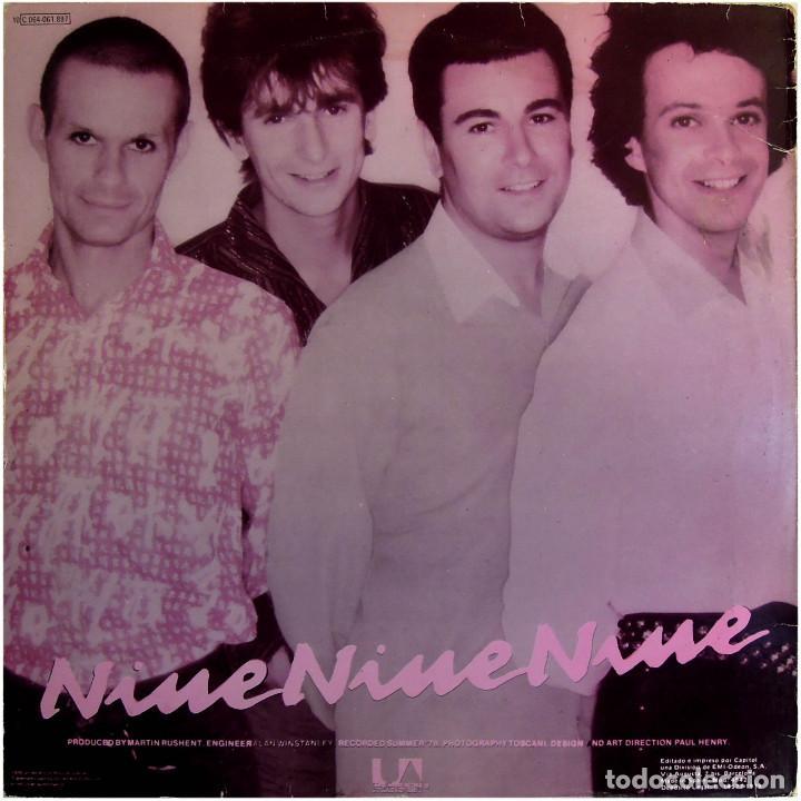 Discos de vinilo: 999 (Nine, Nine, Nine) - Separates - Lp SPain 1979 - United Artists Records 10C064-061.897 - Foto 2 - 215730892