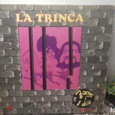 Discos de vinilo: LA TRINCA 7 ANYS I 1 DIA. Lote 192282165