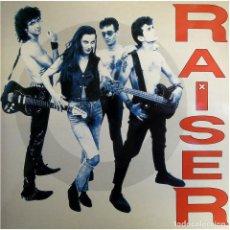 Discos de vinilo: RAISER (EX-DESECHABLES, GRB, WOM! A2, ÚLTIMO RESORTE) - LP SPAIN 1990 - GASA. Lote 192283091