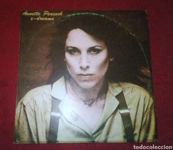 ANNETTE PEACOCK - X-DREAMS. LP VINILO. (Música - Discos - LP Vinilo - Electrónica, Avantgarde y Experimental)