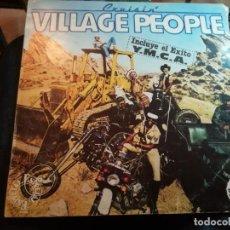 Discos de vinilo: VILLAGE PEOPLE.. Lote 192290023