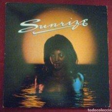 Discos de vinilo: SUNRIZE. LP VINILO.. Lote 192290202
