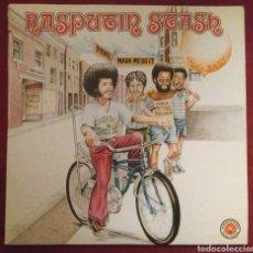 Discos de vinilo: RASPUTIN STASH - DEVIL MADE ME DO IT. LP VINILO.. Lote 192291333