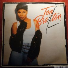 Discos de vinilo: TONI BRAXTON. LP VINILO.. Lote 192291995