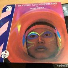 Discos de vinilo: JANKO NILOVIC (RHYTHMES CONTEMPORAINS) LP FRANCE (B-10). Lote 192293331