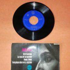 Discos de vinilo: JOAN BAEZ. VOL 1. REGRESAREMOS. LA CASA DEL SOL NACIENTE. HISPAVOX 1964.. Lote 192316265