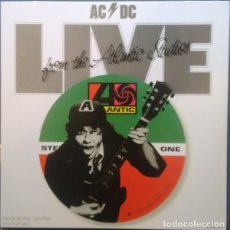 Discos de vinilo: AC/DC ?– LIVE FROM THE ATLANTIC STUDIOS -LP-. Lote 218131255