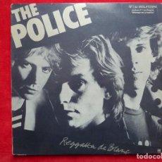 Discos de vinilo: THE POLICE-LP/DISCO VINILO-THE POLICE:REGGATTA DE BLANC-1979·AM RECORDS. Lote 192326896