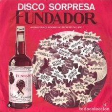 Discos de vinilo: FUNDADOR 10.190 - ROSALÍA - ASÍ CANTA ROSALÍA - EP PROMO 1970. Lote 192341040